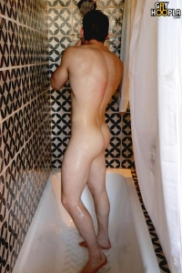 Adam McBride Gay Hoopla