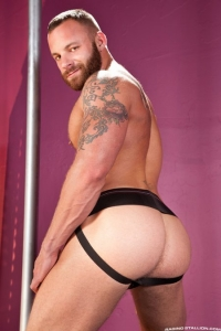 Derek Parker Raging Stallion