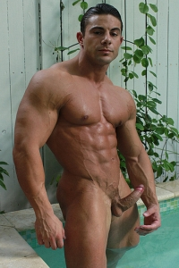 Rocco Martin Muscle Hunks