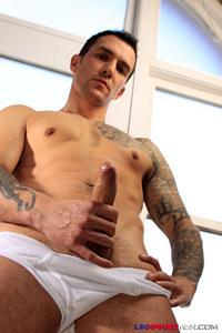 Monty Memphis UK Naked Men