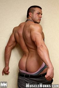 Joro Welsh Muscle Hunks