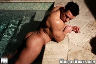 Luca Spattaro Muscle Hunks