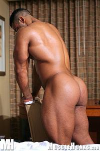 Mario Borelli Muscle Hunks