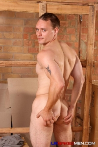 Stefan Stewart UK Naked Men