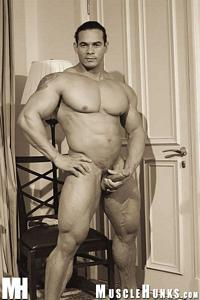 Tito Ortiz Muscle Hunks