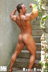 Vinnie de Angelo Muscle Hunks