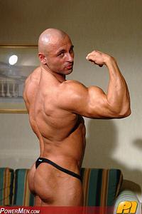 Yakov Mukileck Power Men