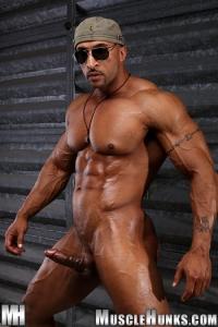 Rico Cane Muscle Hunks