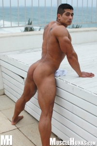 Pepe Mendoza Muscle Hunks