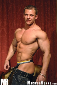 Johnny Dirk Muscle Hunks