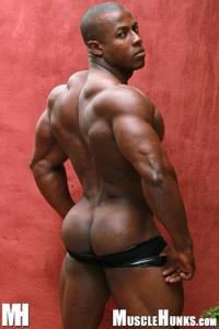 Orso Orfeo Muscle Hunks