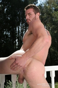 Rusty Stevens Raging Stallion