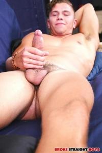 Tanner Valentino Broke Straight Boys
